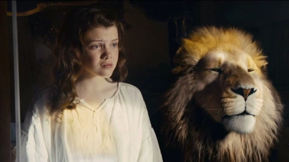 The Chronicles Of Narnia: The Voyage Of The Dawn Treader (Trailer 1)