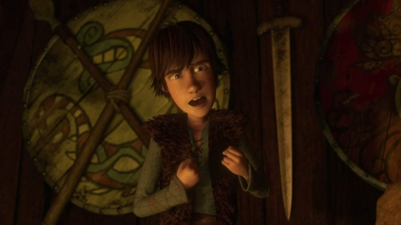 How To Train Your Dragon: The Deal