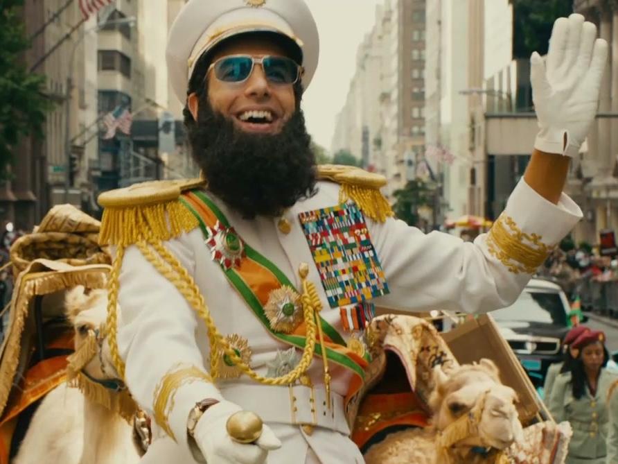 The Dictator (Trailer 1)