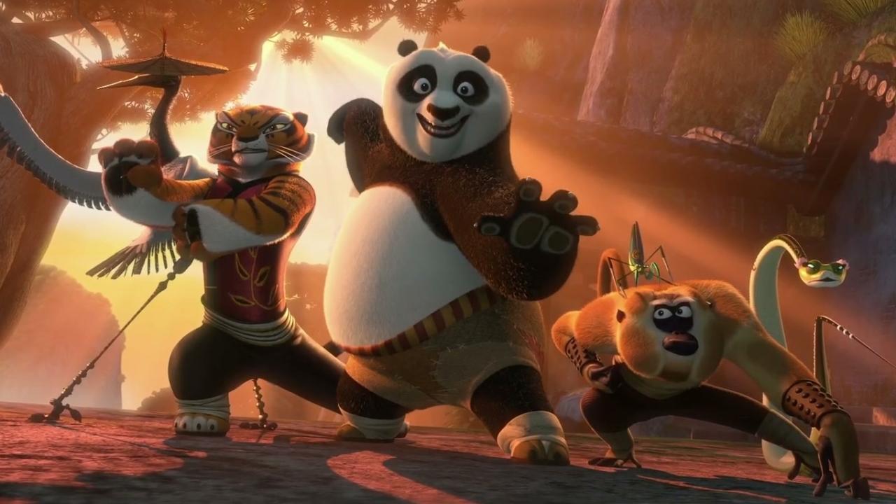 Kung Fu Panda 2: Happy Chinese New Year