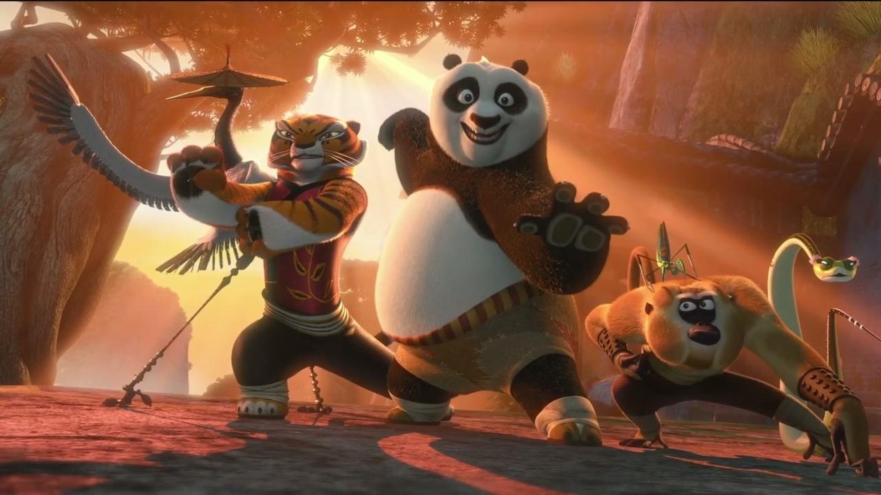 Kung Fu Panda 2: Happy New Year Of Awesomeness