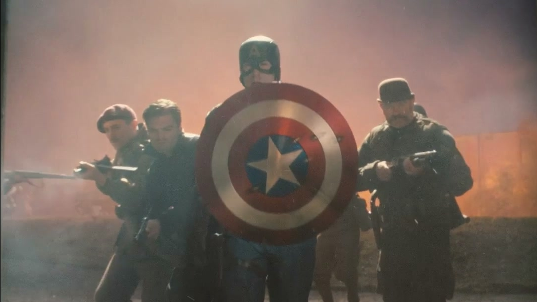 Captain America: The First Avenger (Big Game Spot)