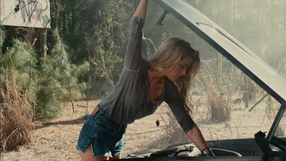 Drive Angry 3D: Piper Meets Milton