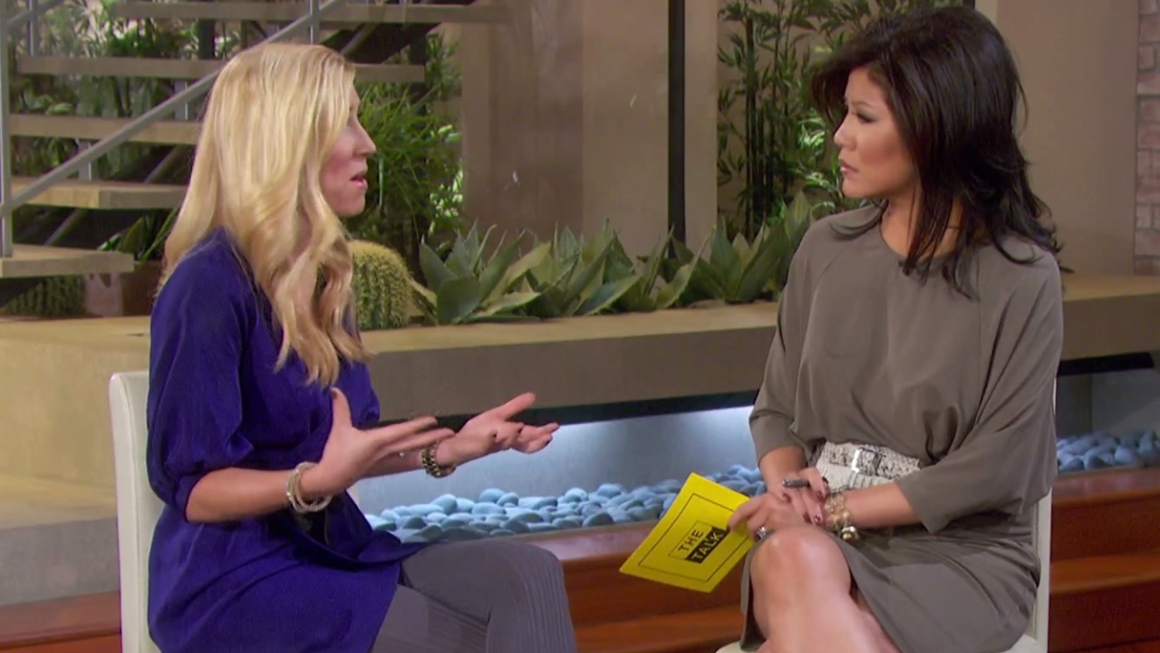 The Talk: The Bold And The Beautiful Show (1)