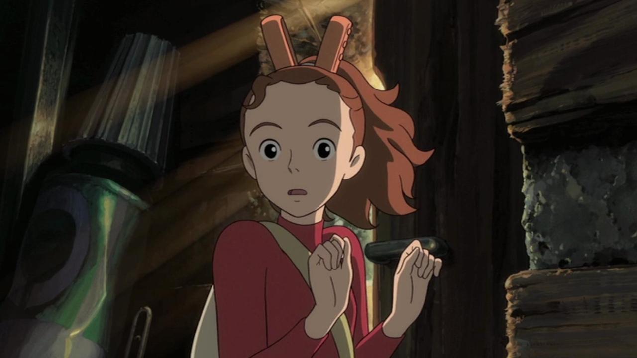 The Secret World Of Arrietty (Trailer 1)