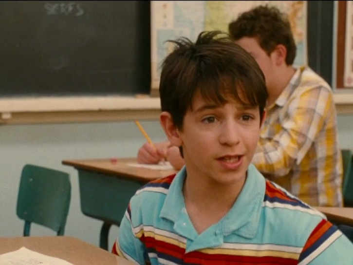 Diary Of A Wimpy Kid: Rodrick Rules (Note To Holly)