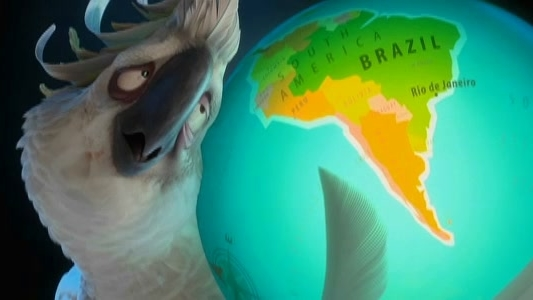 Rio (UK Nigel's Song)