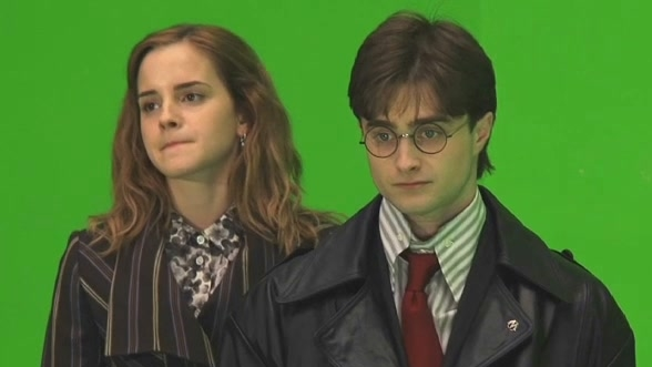 Harry Potter And The Deathly Hallows-Part 1 (UK Final Shot Behind The Scenes Featurette)