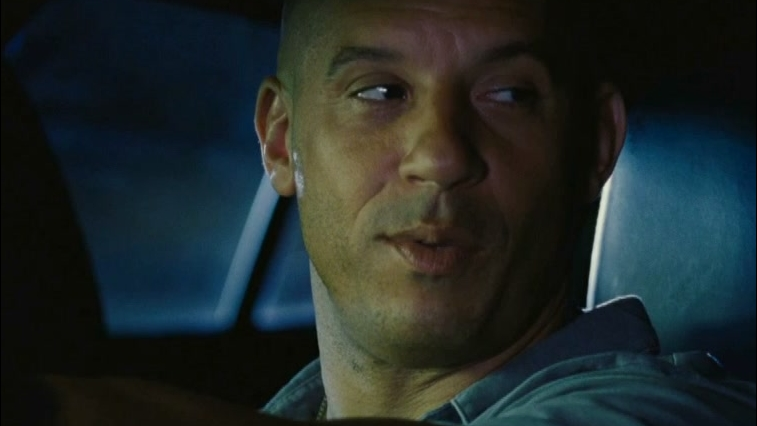 Fast Five: The Guys Decide To Race A Quarter Mile For A Million Dollars