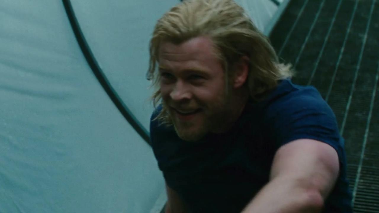 Thor: You're Big