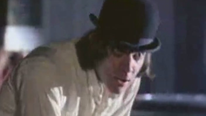 A Clockwork Orange: Clip 1