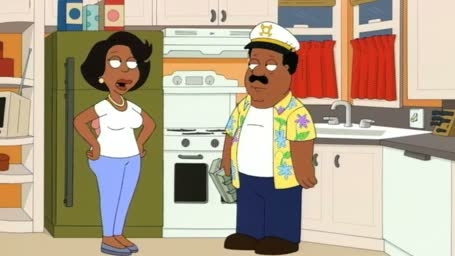 The Cleveland Show: Back To Cool