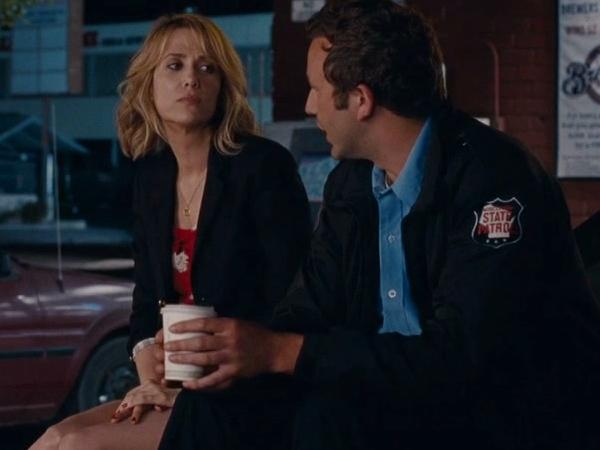 Bridesmaids: Officer Rhodes Tries To Cheer Up Annie