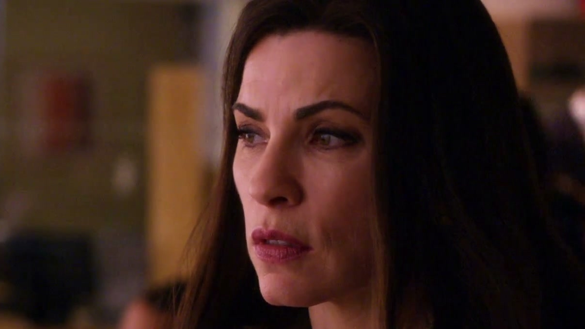 The Good Wife: Getting Off
