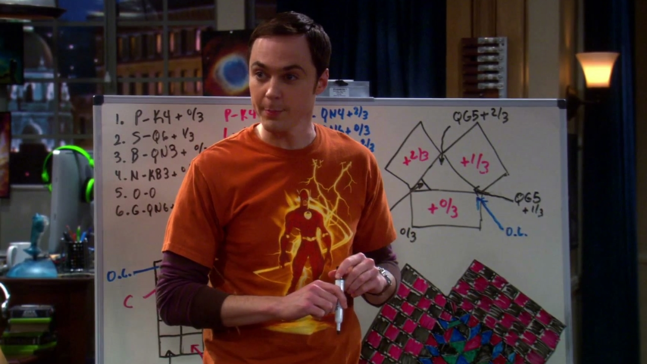 The Big Bang Theory: The Wildebeest Implementation