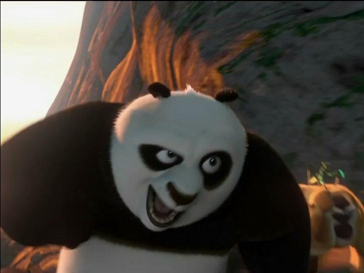 Kung Fu Panda 2: That Was My Fist