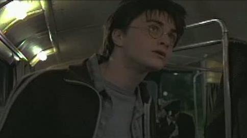 Harry Potter And The Prisoner Of Azkaban Scene: The Knight Bus