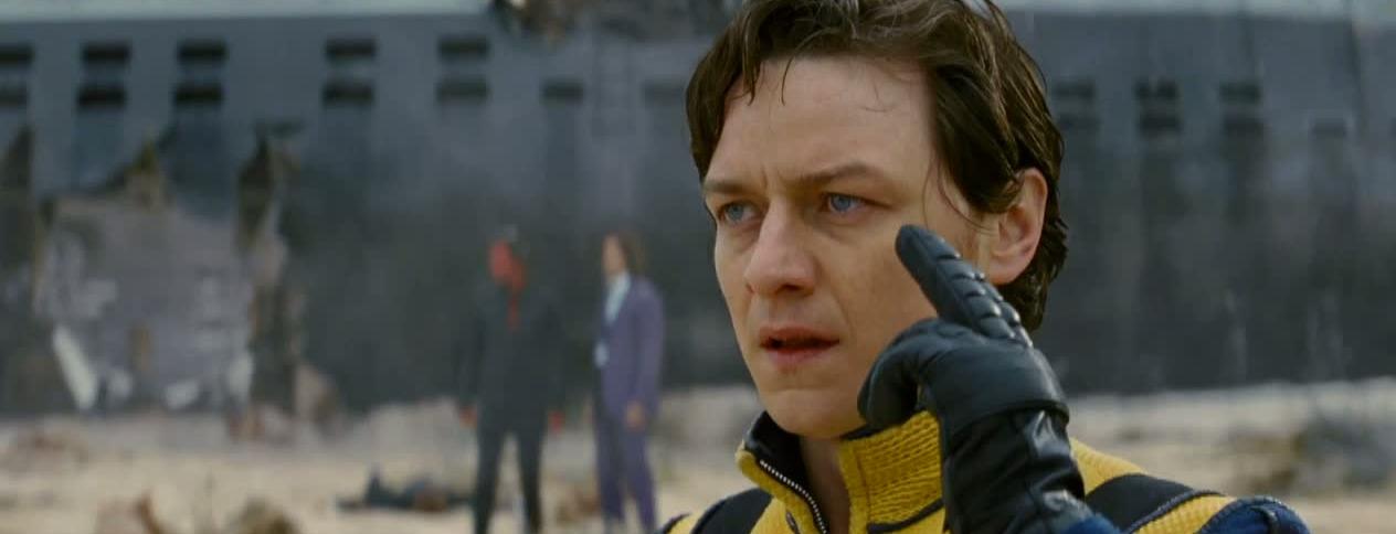 X-Men: First Class (Never Again)