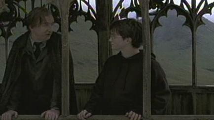 Harry Potter And The Prisoner Of Azkaban Scene: I Recognized You Immediately