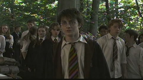 Harry Potter And The Prisoner Of Azkaban Scene: That's A Hippogriff