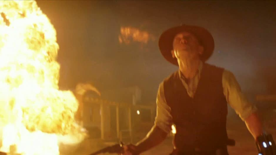 Cowboys & Aliens: Hero (TV Spot)