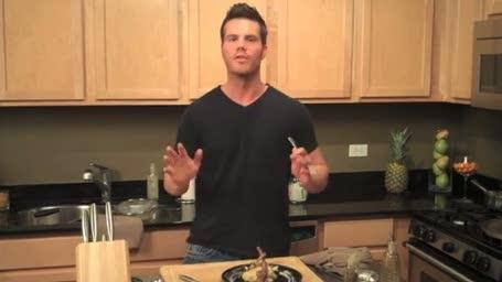 Master Chef: Second Course: Mark Raffaelli