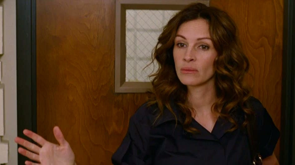Larry Crowne: Mrs. Tainot Tries To Cancel Her 8:00 Am Class