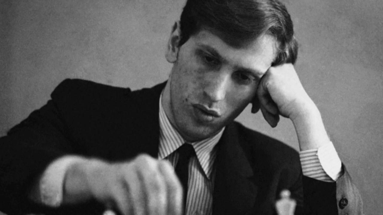 Bobby Fischer Against The World (Uk)