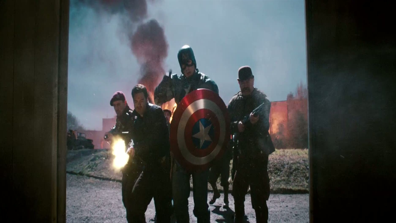 Captain America: The First Avenger (Victory TV Spot)