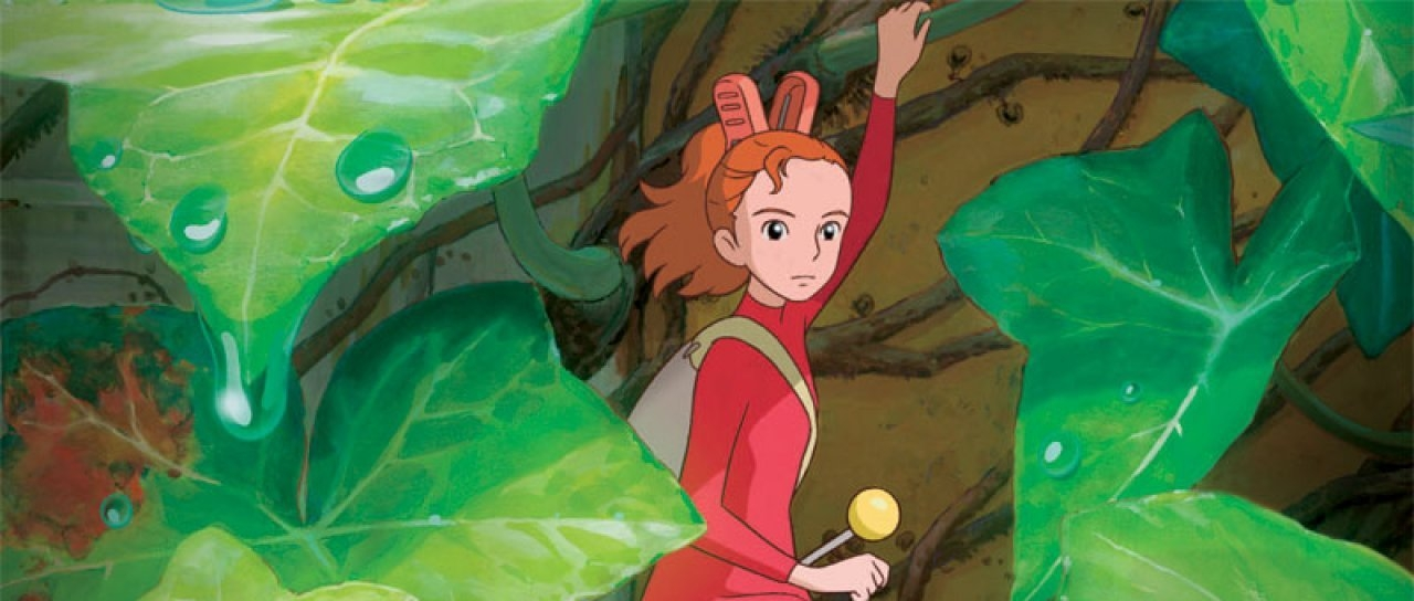Arrietty (Uk)