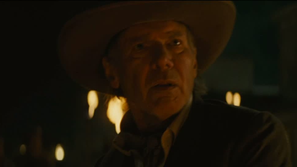 Cowboys & Aliens: Aliens Attack Dolarhyde And The Townspeople