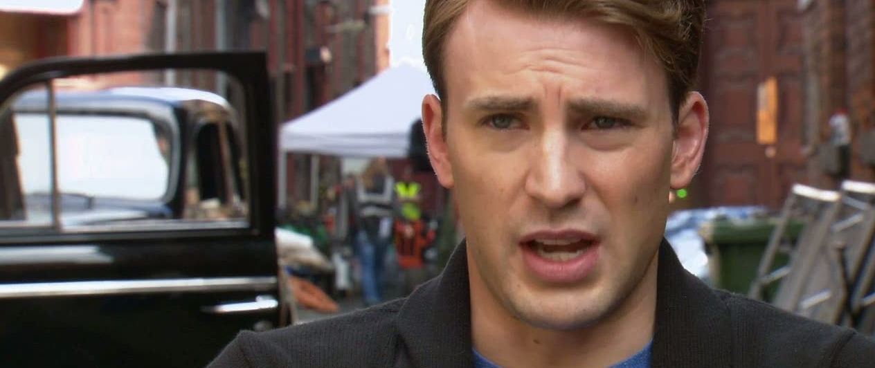 Captain America: The First Avenger (Chris Evans-On How He Prepared For The Role)