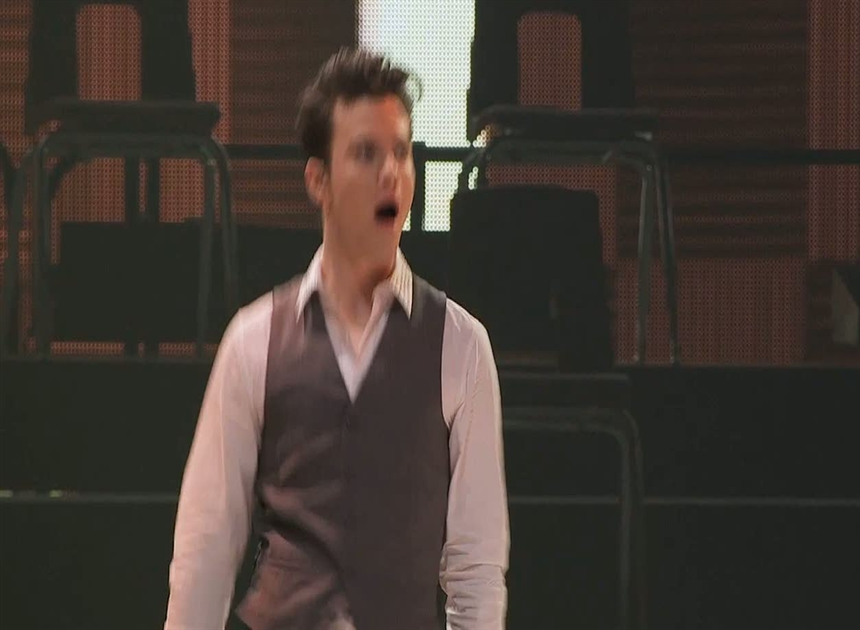 Glee: The 3D Concert Movie: Raise Your Glass