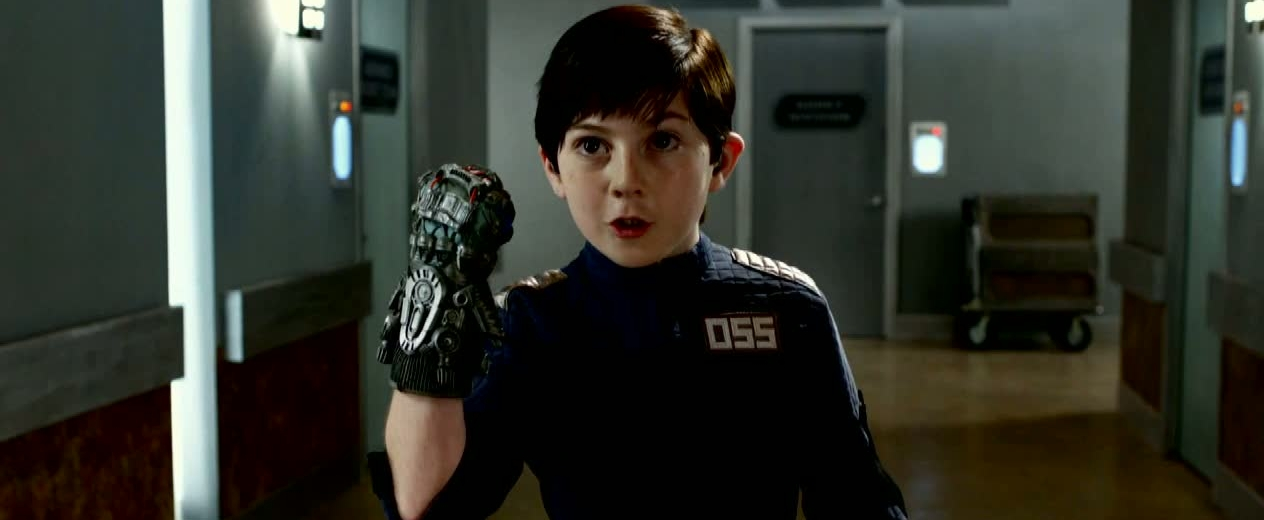 Spy Kids: All The Time In The World In 4D: Hammer Hands