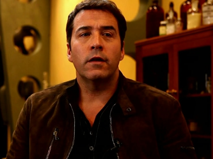 Spy Kids: All The Time In The World In 4D (Jeremy Piven On Working With Robert Rodriguez)