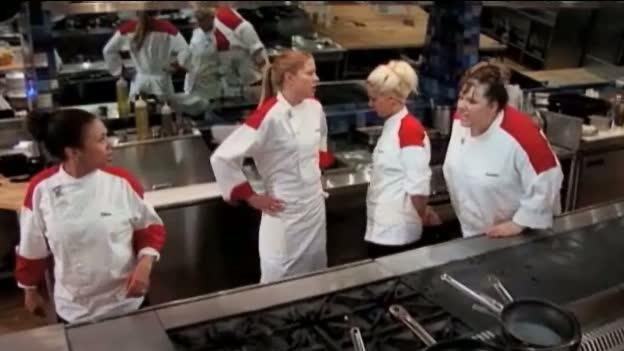 Hell's Kitchen: 8 Chefs Compete