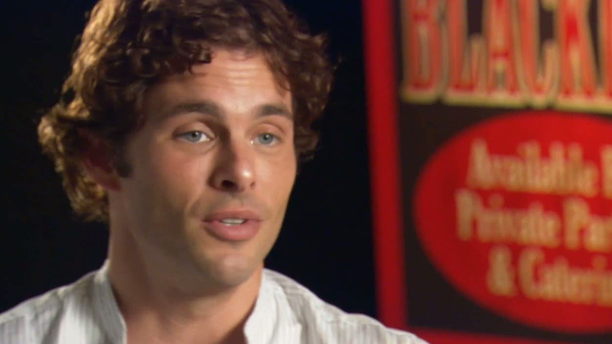 Straw Dogs: James Marsden On How David Tries To Fit In