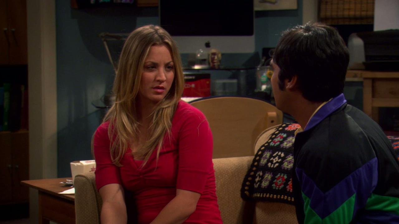 The Big Bang Theory: The Skank Reflex Analysis