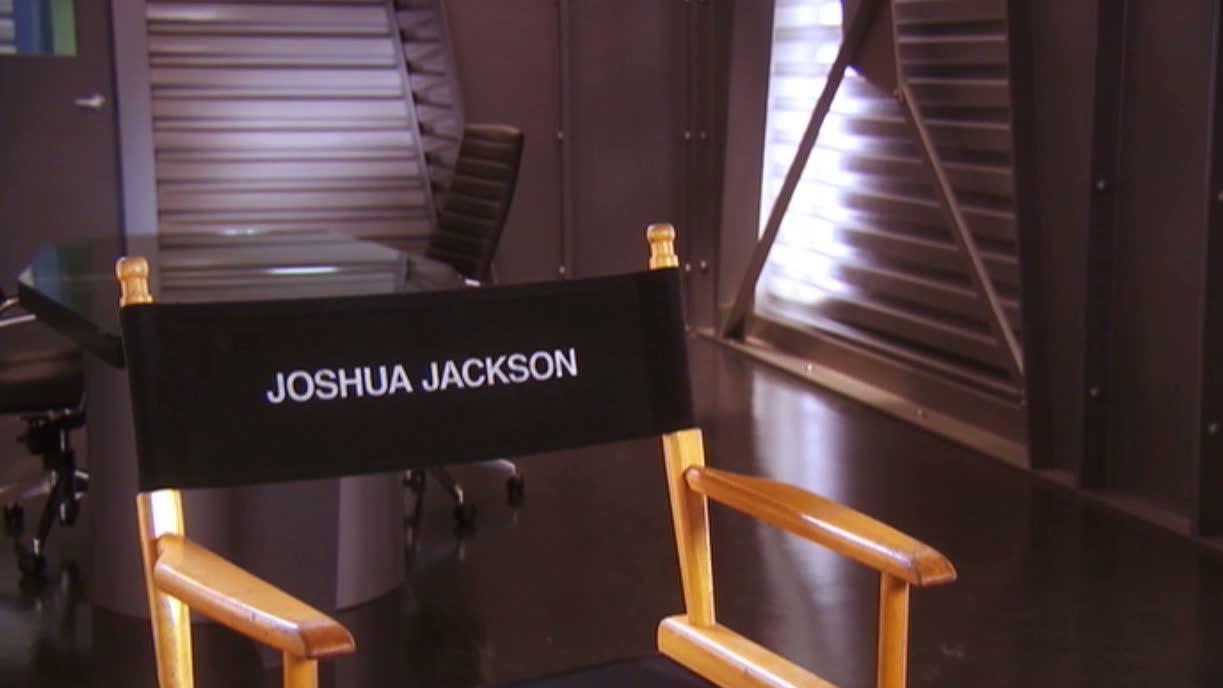 Fringe: A Sit-Down With Joshua Jackson