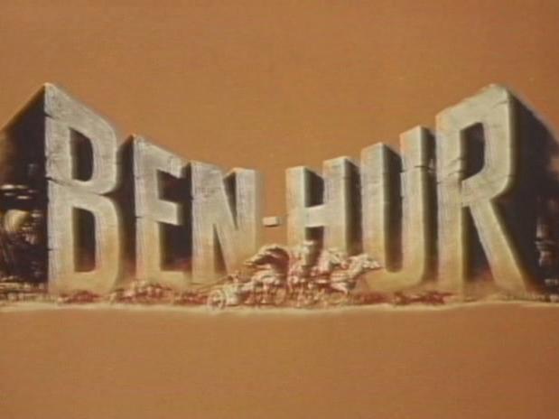 Ben Hur: Clip 1