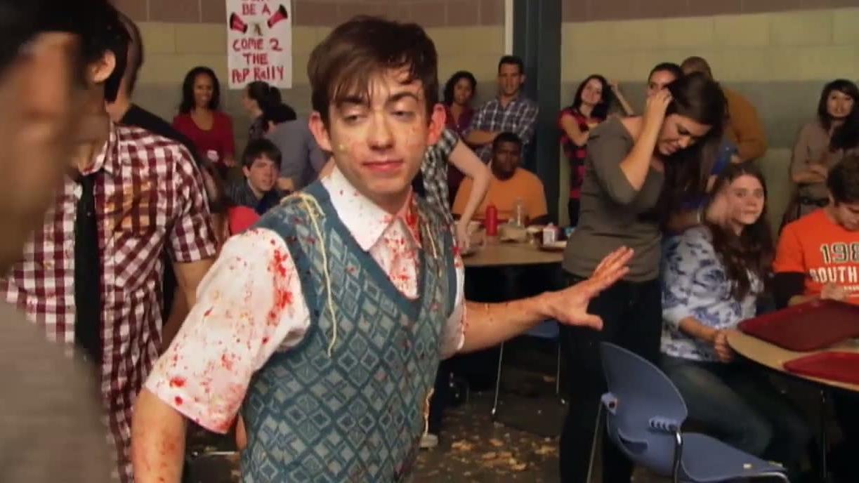 Glee: Inside Glee's Epic Food Fight