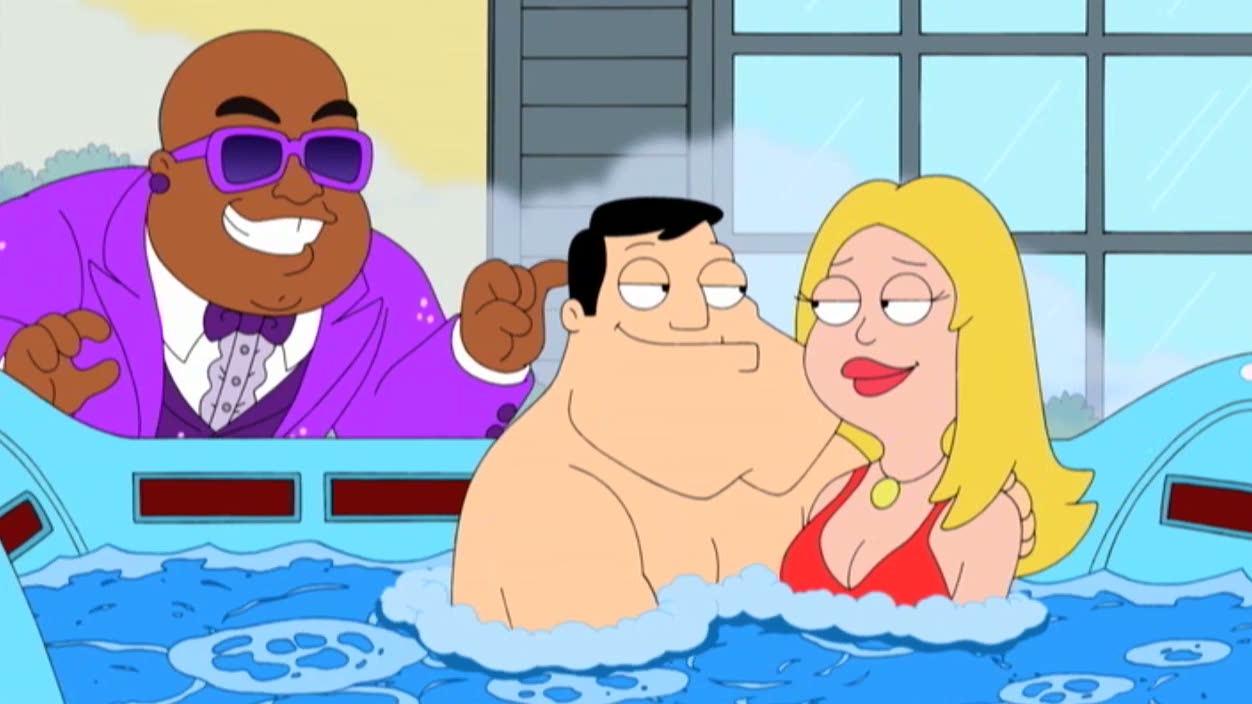 American Dad!: Hot Water