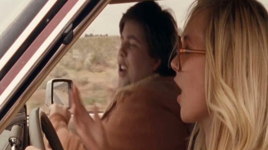 Dirty Girl: Car Dance