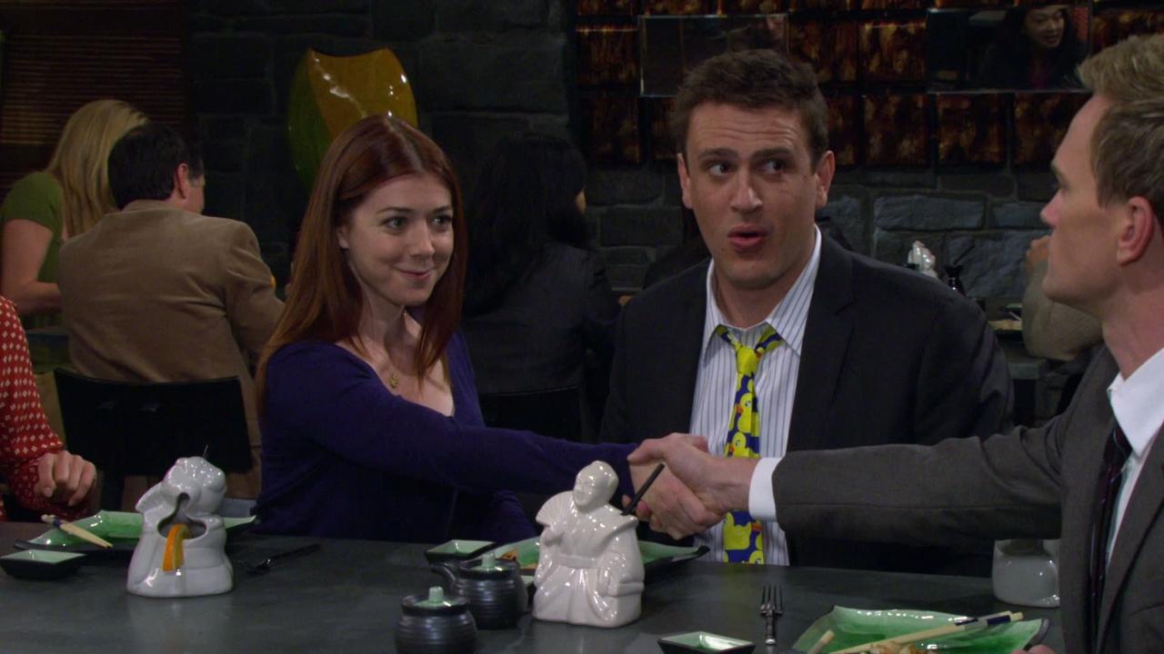 How I Met Your Mother: Ducky Tie