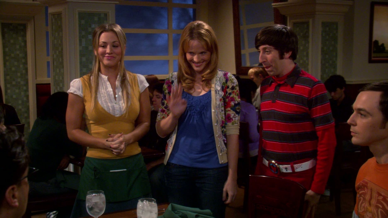 The Big Bang Theory: The Wiggly Finger Catalyst