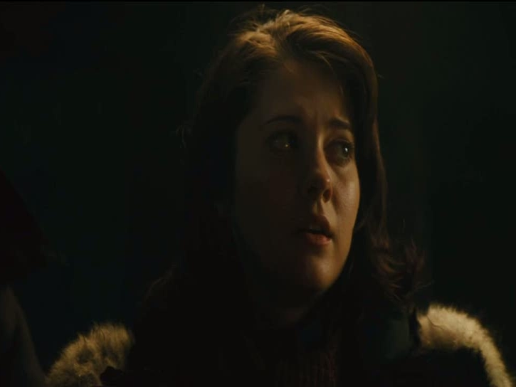 The Thing: Kate Locks The Americans In A Storage Room