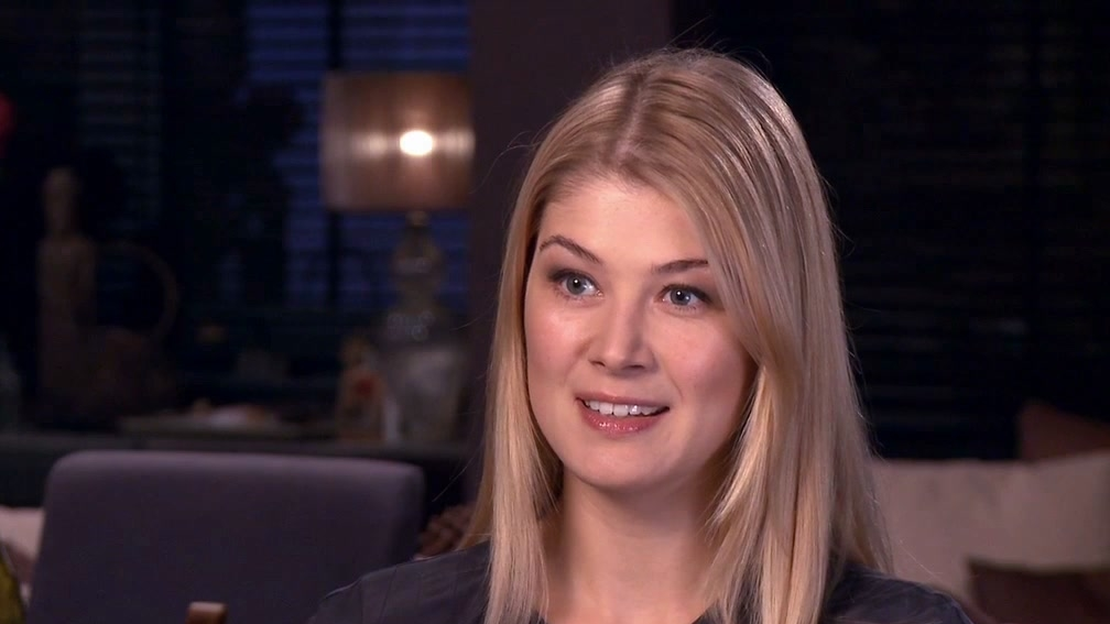 Johnny English Reborn: Rosamund Pike On Her Character
