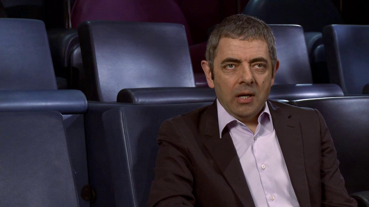 Johnny English Reborn: Rowan Atkinson On The Beginning Of The Film