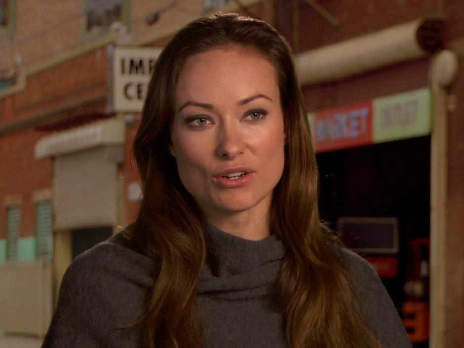 In Time: Olivia Wilde This Film Will Appeal To Everyone