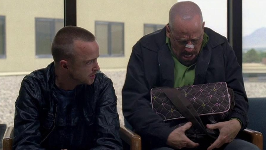 Breaking Bad: Face Off